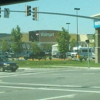 Photo taken at Walmart Supercenter by Nicole R. on 8/4/2013