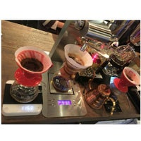 Photo prise au Coffeetopia par Mehmet M. le7/2/2015