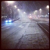 Photo taken at Westeinde 18 Amsterdam by Konstantinos K. on 2/8/2013