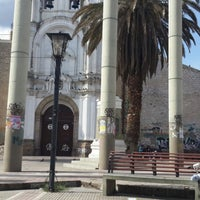 Photo taken at Plazuela del Granado by Alice S. on 12/1/2013