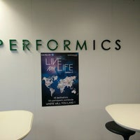 Photo taken at Performics France by Vincent T. on 12/3/2014