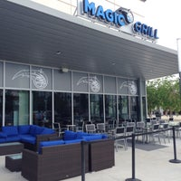 Photo taken at Magic Grill by Magic Grill on 7/18/2013