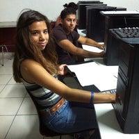 Photo taken at Instituto Benjamín Franklin by Arturo L. on 7/18/2013