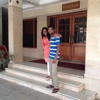 Photo taken at Hotel Darling Residency by Ranjith K. on 11/3/2013
