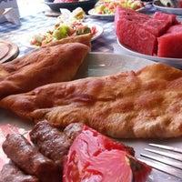 Photo taken at Pasa Restaurant by Nihan G. on 7/24/2013