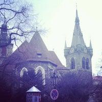 Photo taken at Jindřišská věž by Nikolia D. on 4/7/2013