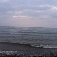 Photo taken at Gilindires Sahil by Faruk Aslancan on 7/30/2014