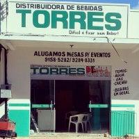 Photo taken at Distribuidora Torres by gustavo Sousa on 7/28/2013