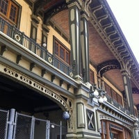 Photo taken at Battery Maritime Building by Erika D. on 7/19/2013