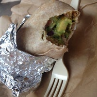 Photo taken at Qdoba Mexican Grill by Mari on 4/12/2013