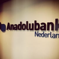 Photo taken at Anadolubank by M. Ogun S. on 4/7/2014
