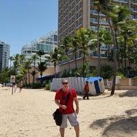 Photo taken at Soleil Beach Club by Bülent K. on 9/21/2014