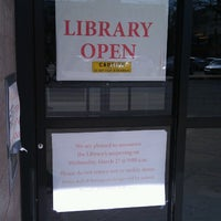 Photo taken at Long Beach Public Library by Hesh M. on 4/4/2013
