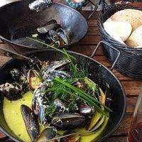 Photo taken at Meatmarket Grill & Tapas by Matthew K. on 6/30/2014