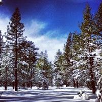Photo taken at Tahoe Visitor Center by Artemio Silva Jr / D. on 12/28/2012