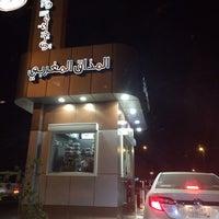 Photo taken at المذاق المغربي ابحر by Waleed A. on 2/15/2014