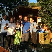 Das Foto wurde bei Golfclub am Lüderich e.V. von Philip B. am 9/27/2014 aufgenommen