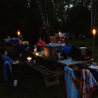 Photo taken at Camping Abijevis by Edma-Annie W. on 7/22/2013