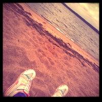 Photo taken at Пляж Прибой by Natali😻 on 7/24/2013