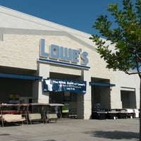 Photo taken at Lowe's Home Improvement by Dominic D. on 7/22/2013