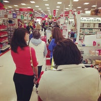Photo taken at Target by Anthony on 11/23/2012