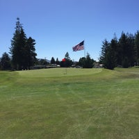 Photo taken at Alderbrook Golf Course by Jacob C. on 7/4/2016