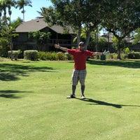 Photo taken at Kona Country Club by Jacob C. on 2/10/2018