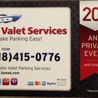 Photo taken at E H Valet Services by Eddy H. on 8/1/2013