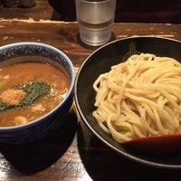 Photo taken at 三田製麺所 恵比寿南店 by kenta_1973 on 10/22/2014