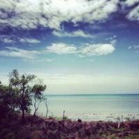 Photo taken at Pantai Lounge by Michael T. on 7/23/2013