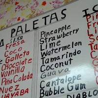 Photo taken at Flamingo Ice Cream by Chris S. on 8/17/2013