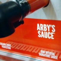 Photo taken at Arby's by BeerGeekATL E. on 11/30/2016
