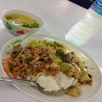 Photo taken at Canteen Double A by Pornsak P. on 3/26/2013