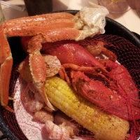 Photo taken at Joe's Crab Shack by Christina R. on 8/27/2013