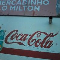 Photo taken at Mercadinho Milton by Lili sousa. s. on 7/25/2013