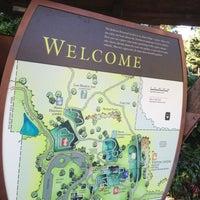Photo taken at Bellevue Botanical Garden by Naureen K. on 10/8/2012