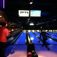 Photo taken at All Star Lanes by Katie P. on 11/12/2012