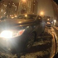 Photo taken at паркинг や by 山ぃるぃピ .. on 2/12/2014