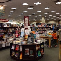 Photo taken at Barnes & Noble by Jeanine D. on 1/21/2014