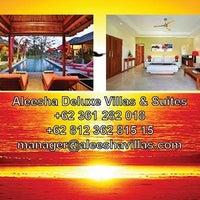 Photo taken at Aleesha Villas & Suites by Aleesha Villas & Suites on 7/19/2013