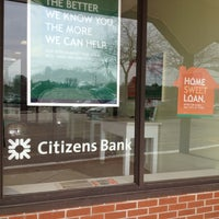 Photo taken at Citizens Bank by MA Realtor Amber C. on 4/15/2013