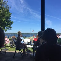 Photo taken at Waterfront Mary's Bar & Grill by Lauren F. on 7/30/2016