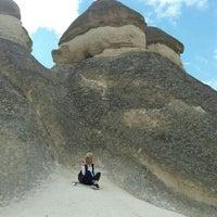 Photo taken at Kapadokya by TC Sibel U. on 4/9/2017