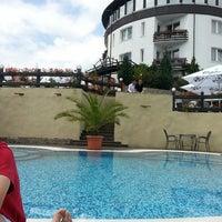 Photo taken at Hotel Belvedere by Alex M. on 7/21/2013