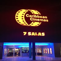 Photo taken at Caribbean Cinemas by Faxe A. on 2/25/2013