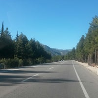 Photo taken at Antalya - Denizli Yolu by Mesut A. on 12/14/2013