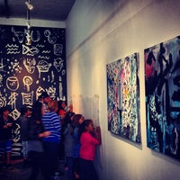 Photo taken at Time To Shine Gallery by Soze G. on 11/2/2013