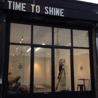 Photo taken at Time To Shine Gallery by Soze G. on 1/30/2014