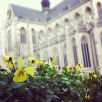 Photo taken at Sint-Pieterskerk by Visit Leuven on 7/25/2013