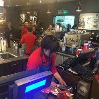Photo taken at Starbucks by Jude Z. on 11/21/2014